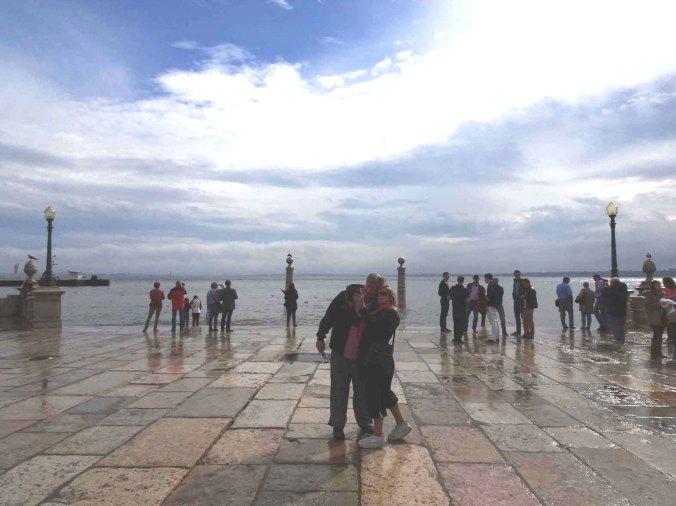 Lisboa, Prassa de Commercio